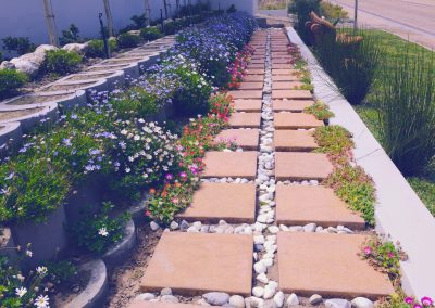 Feature pathway